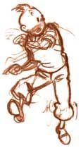 Tintin sketch