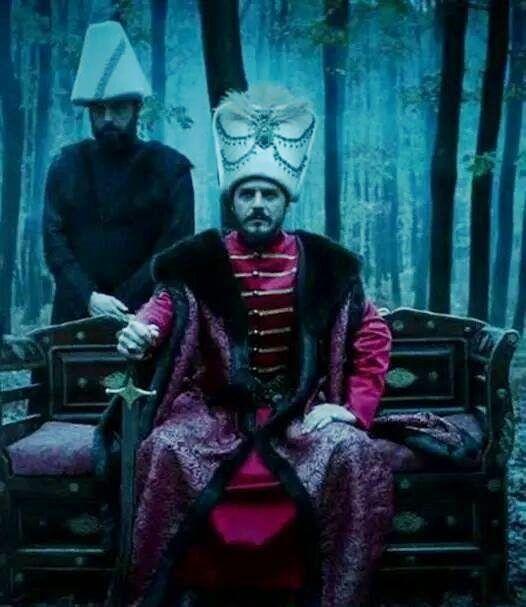 Sultan Mustafa in dreams