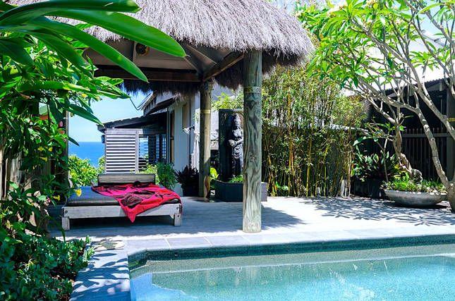 Balinese Beach House Noosa -, a Noosa Luxury BEACH RETREAT with Pool | Stayz