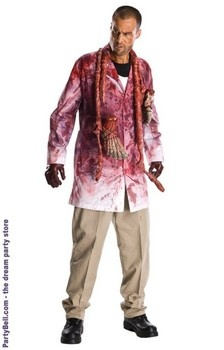 The Walking Dead Rick Grimes Adult Costume. Only $31.60!