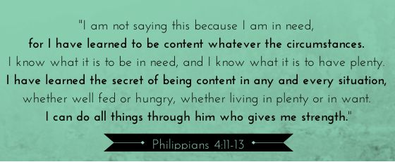 How to be Content - Joyce Myers