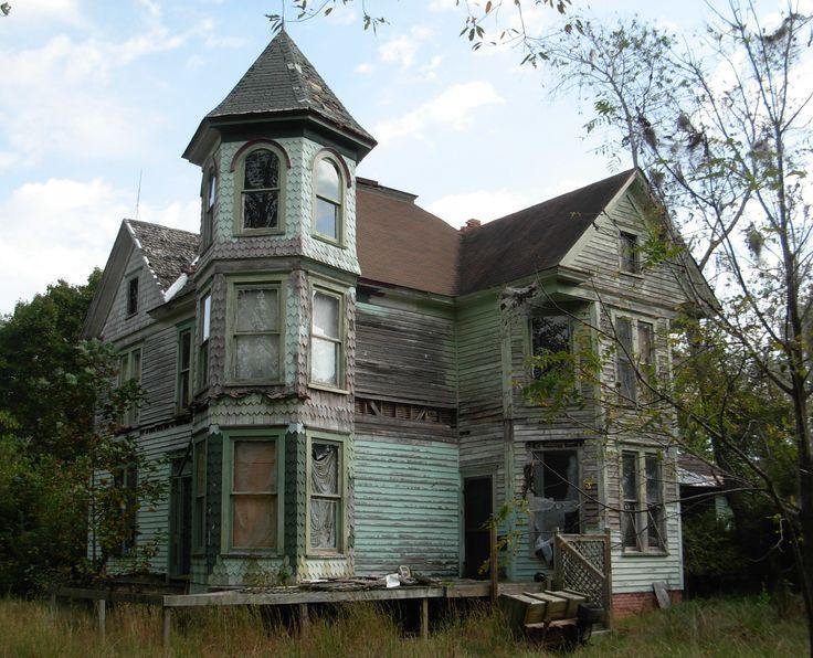 Abandoned House In Onancock Va Found On Reddit Http