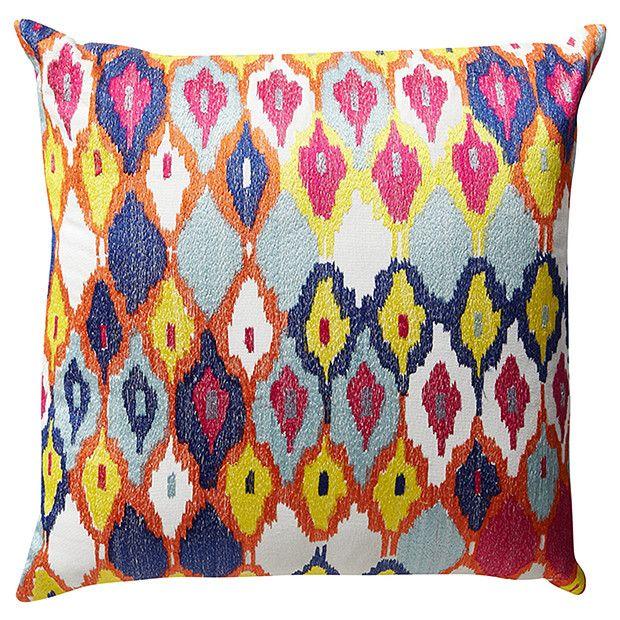 Diamond Embroided Cushion