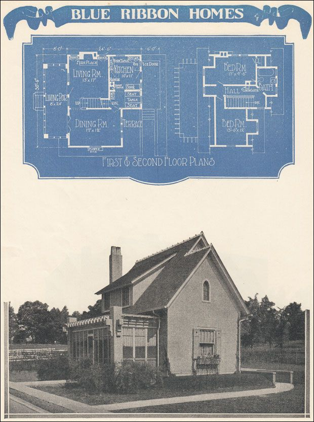1000 images about sears kit houses on pinterest house for French gothic house plans