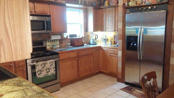 Farmhouse vacation rental in Hubbard, OH, USA from VRBO.com! #vacation #rental #travel #vrbo