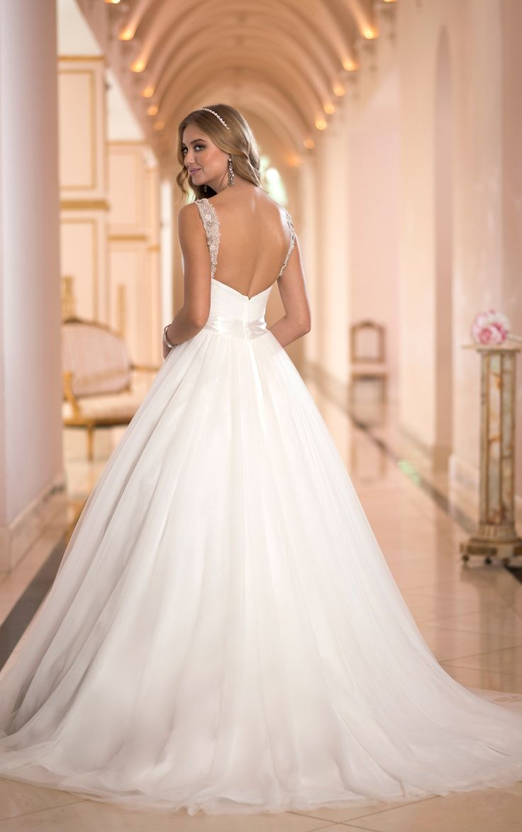 Sexy and Extravagant Stella York Wedding Dresses 2014 Bridal Collection Part II. To see more: http://www.modwedding.com/2014/01/16/stella-york-wedding-dresses-2014-bridal-collection-part-2/ #wedding #weddings #fashion