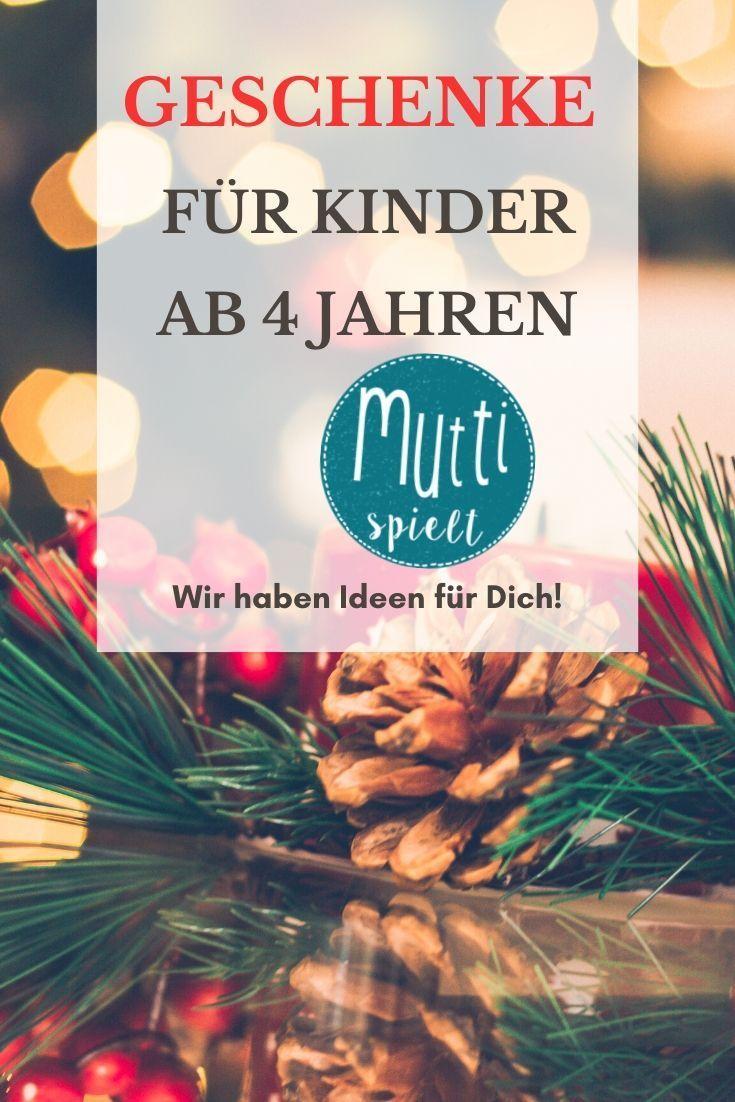 geschenke für kinder ab vier jahren  geschenke für kinder