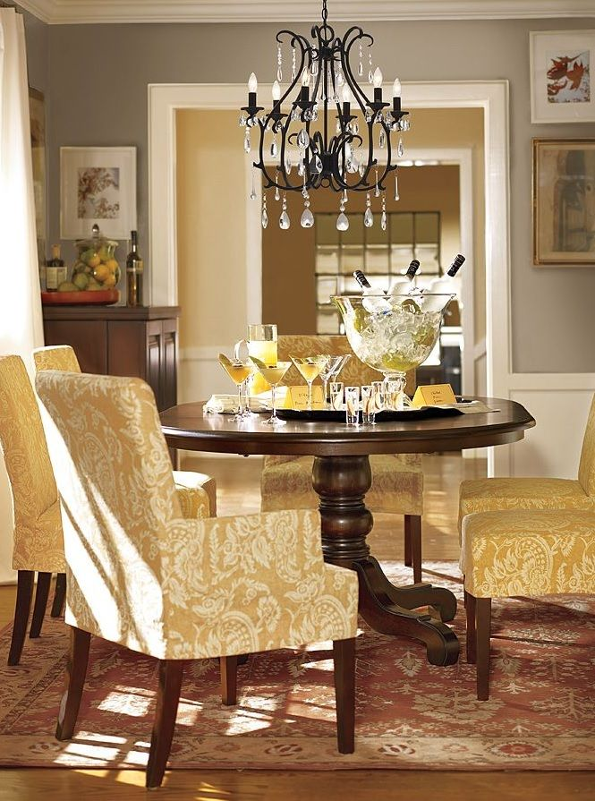 Formal Dining Room: Color Palette Part 92