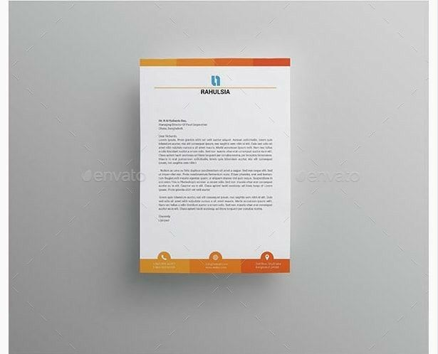 17 best Letterhead images on Pinterest Letterhead design - company letterhead templates word