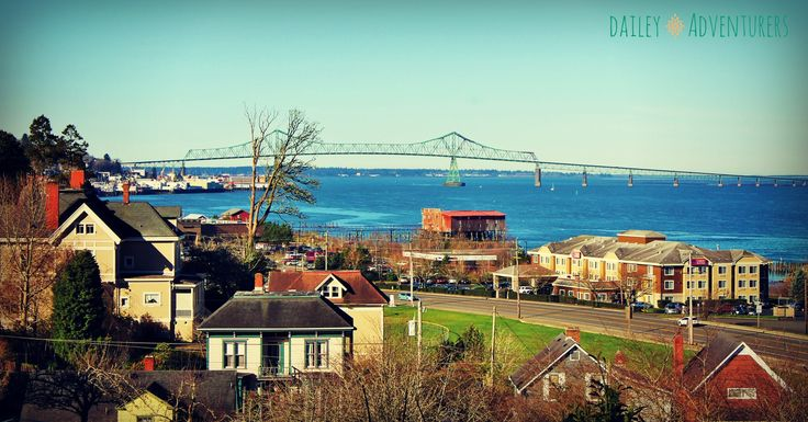 Astoria, Oregon is a great place to check out local breweries, go for a hike or find sites from your favorite movie destinations (Free Wilie, The Goonies, Into the Wild).