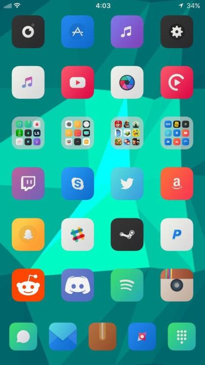 [Help] Anemone status bar icons not working right (not just the...