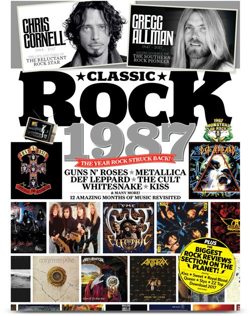 Check out the Latest Issue of Classic Rock Magazine by subscribing to My Favourite Magazines: