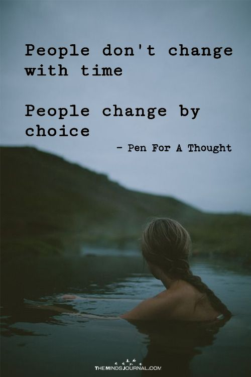 People Don't Change With Time - https://themindsjournal.com/people-dont-change-time/