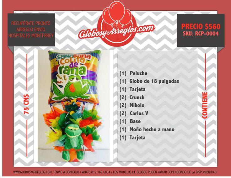 http://globosyarreglos.com/arreglos-hopitales-getwell/arreglo-monterrey-globos-envio-domicilio   RECUPÉRATE PRONTO, Regalo para hombre, Regalo de dulces, Arreglo de dulces, Arreglo para toda ocasión, Arreglo de cumpleaños, arreglo de globos monterrey, Recupérate pronto arreglo envío hospitales Monterrey
