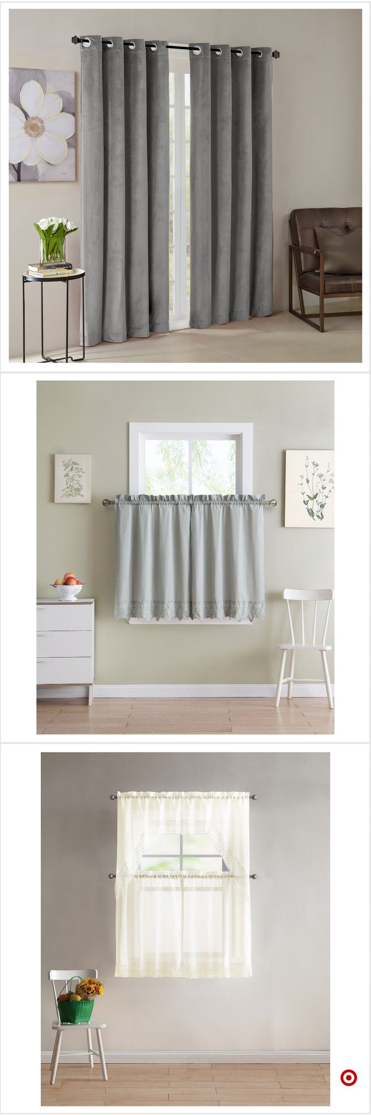 Shop Target for curtain panels you will love at great low prices. Free shipping on orders of $35+ or free same-day pick-up in store.