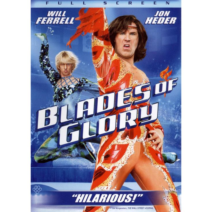 Blades of Glory (dvd_video)