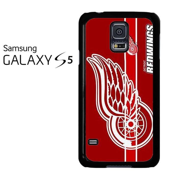 Detroit Red Wings Nhl Logo Samsung Galaxy S5 Case