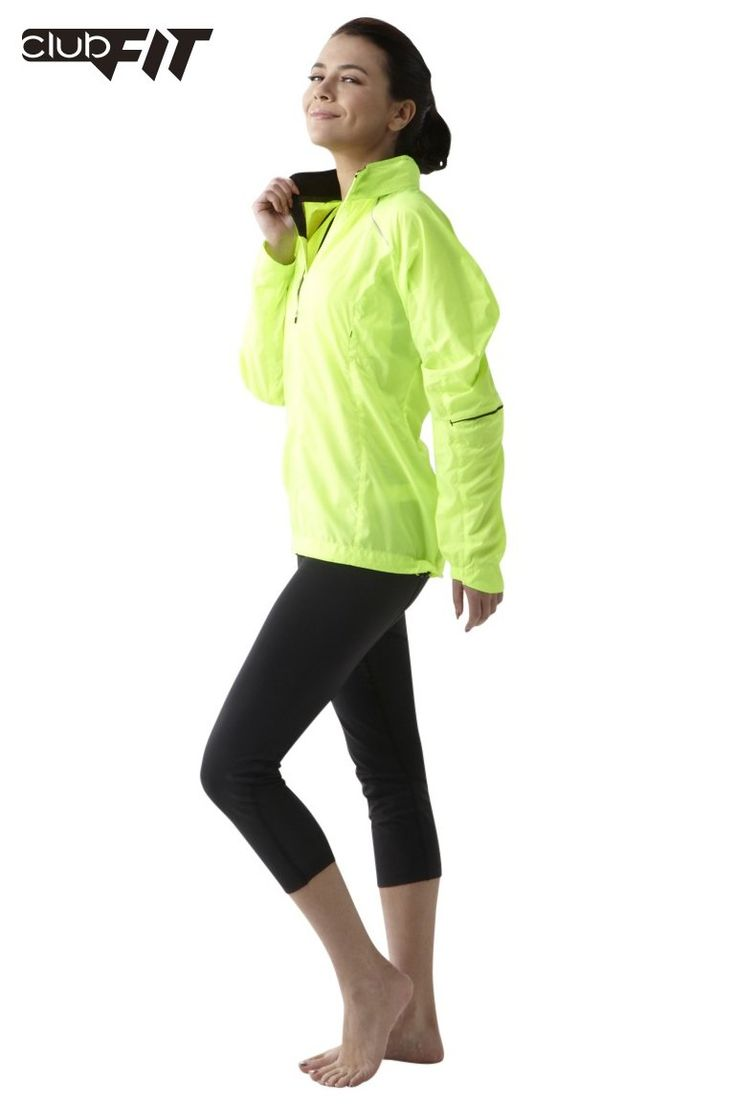 Clubfit womens wind resistant water repellent ultra light