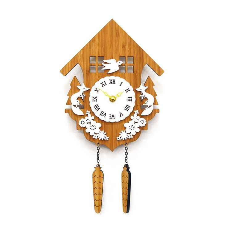 Rosenberry Rooms has everything imaginable for your child's room! Share the news and get $20 Off  your purchase! (*Minimum purchase required.) Modern Cuckoo B Wall Clock