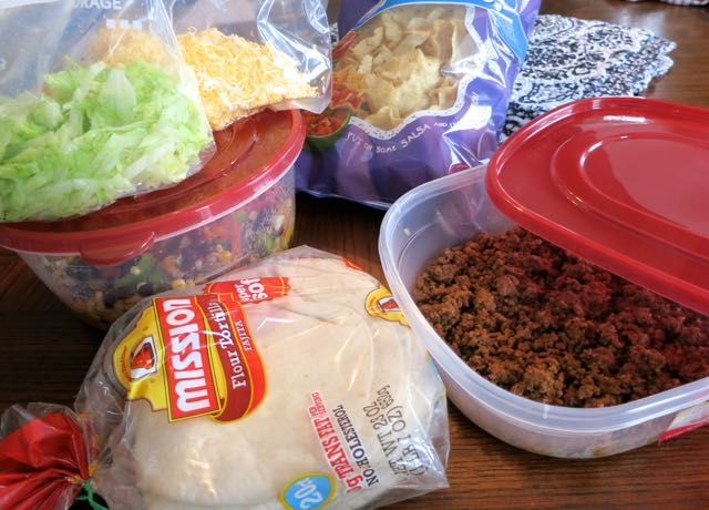 "One of my children's favorite dinner-nights-of-the-week is ""Taco Tuesdays"". This particular night we decided to bless an additional family with a meal ministry and made a little extra. It was a very simple way not only to provide a meal, but love and care for a family that has been hurting. I pray you will …"