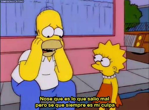 """ mas Simpsons aqui "" los Simpson  en español ♥ latino"