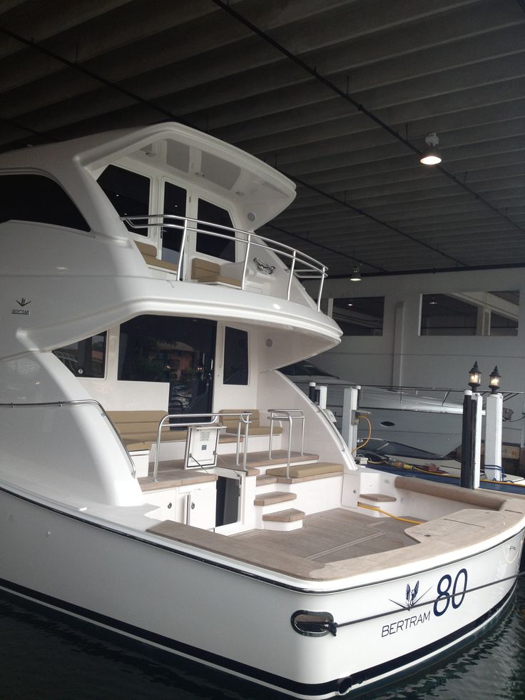 Bertram Yachts Creates Luxury Inspired By Tradition And Driven Excellence
