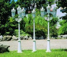 Lampioni in Alluminio Fuso : Collezione FERNANDINO