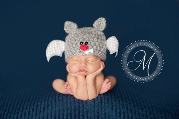 13 Adorable Halloween Photography Props for Newborns