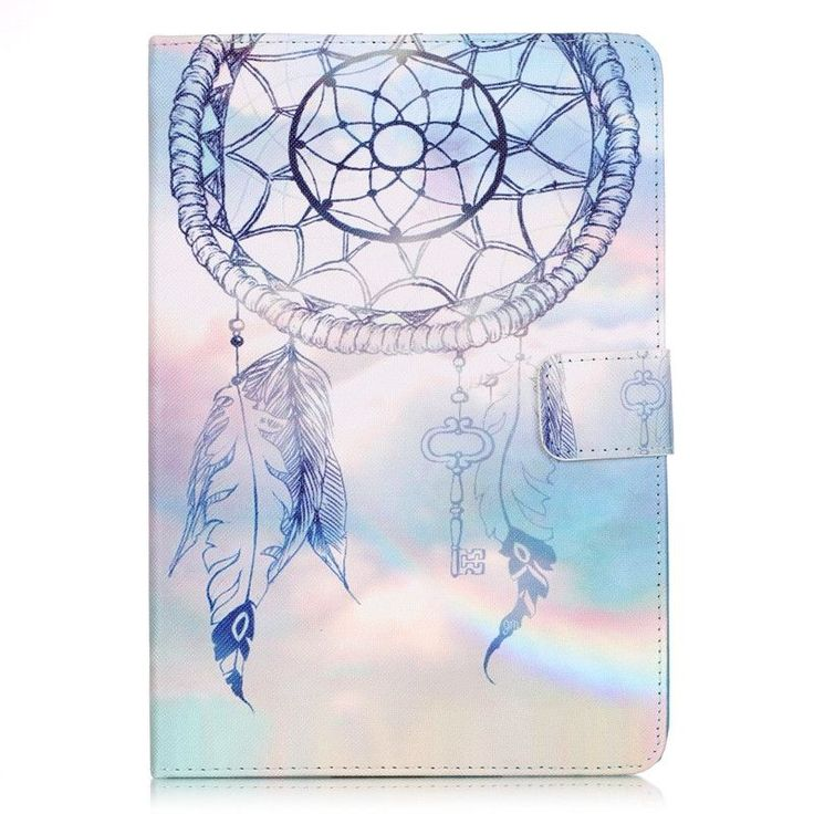Painting Cover Silicon Leather Case for apple iPad 2 iPad 3 iPad 4 Flip Book Style Stand with Card Holder For iPad 2/3/4 Wallet