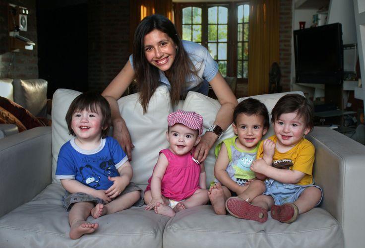 #Triplets #Ana #AMOR #Familia