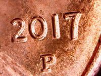 2017-P Lincoln Cent *Hot New Discovery*