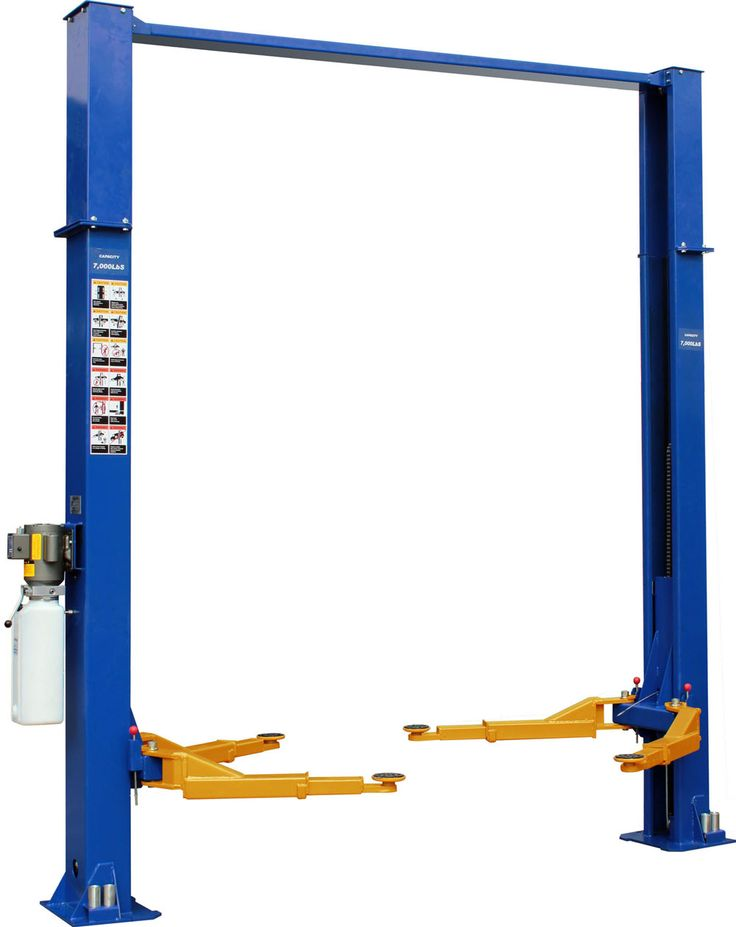 If all you need is 7000lb of lifting capacity this is the lift for you. This lift is offered at a great price and has all the features you would expect from