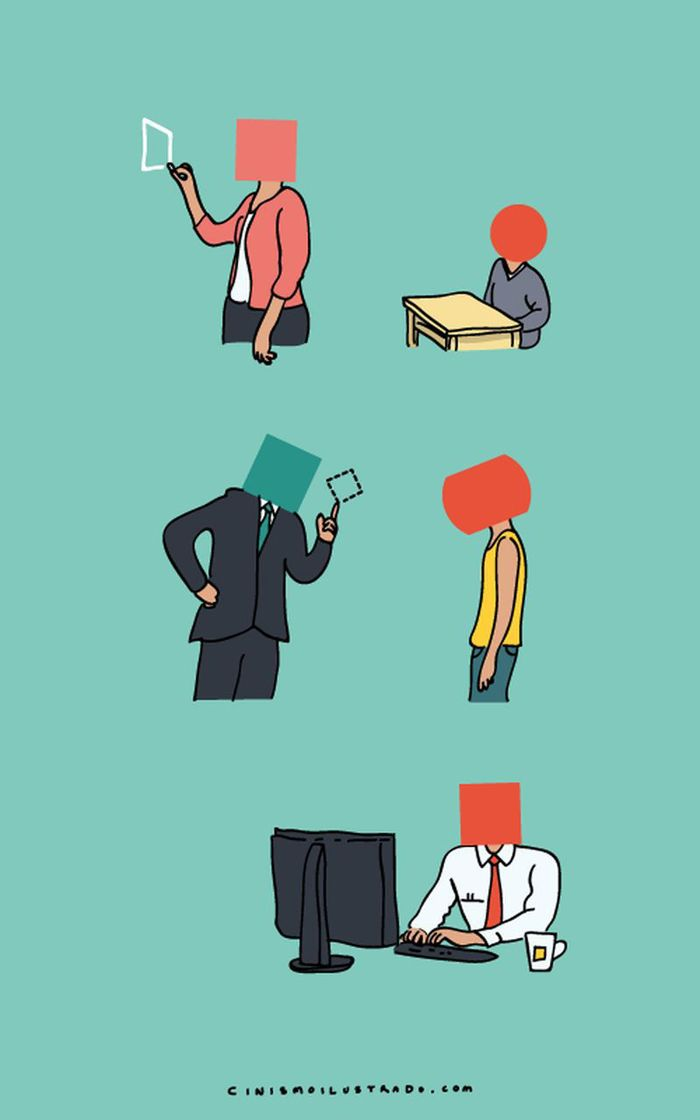Illustrated Humor and Social Commentary, Eduardo Salles Art Gallery