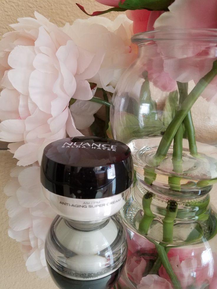 Nuance Salma Hayek AM/PM Anti-Aging Super Cream 👍🏼👍🏼