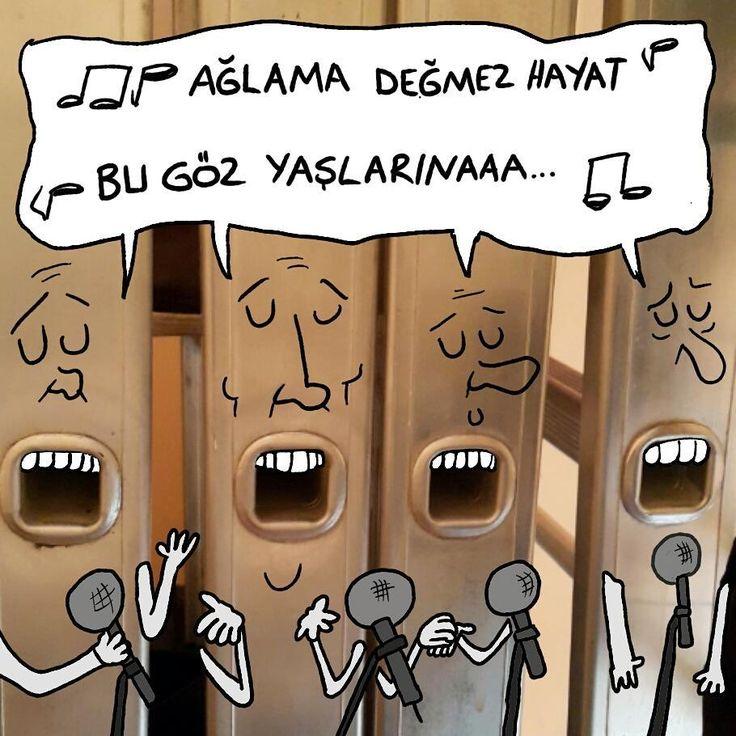 ♪ ♫  Ağlama değmez hayat bu gözyaşlarınaaa... ♬ ♩ (Zeki Müren, Ağlama Değmez Hayat)  #sözler #anlamlısözler #güzelsözler #manalısözler #özlüsözler #alıntı #alıntılar #alıntıdır #alıntısözler #karikatür #mizah #matrak #şarkı #şarkıalıntıları #şarkısözleri