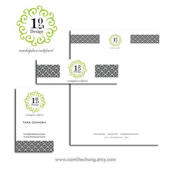 74 best Business letterhead design images on Pinterest Brand - business letterhead format