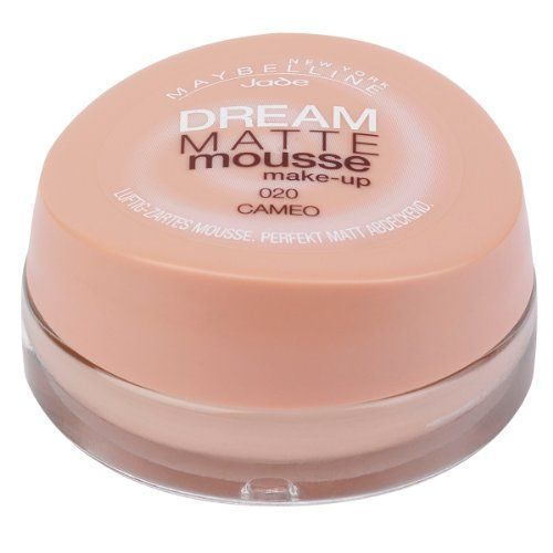 Maybelline Jade Dream Matte Mousse Foundation
