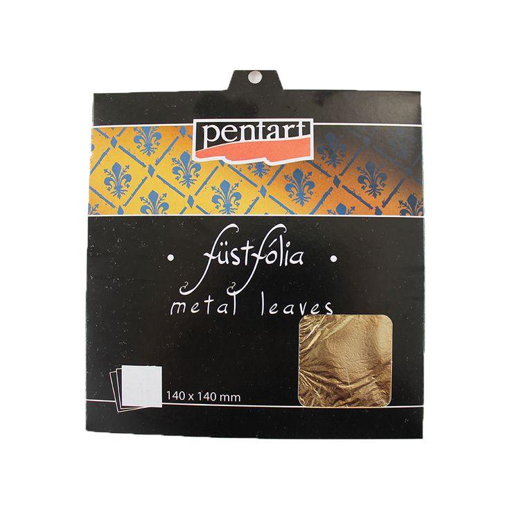 Metal Leaves // Füstfólia