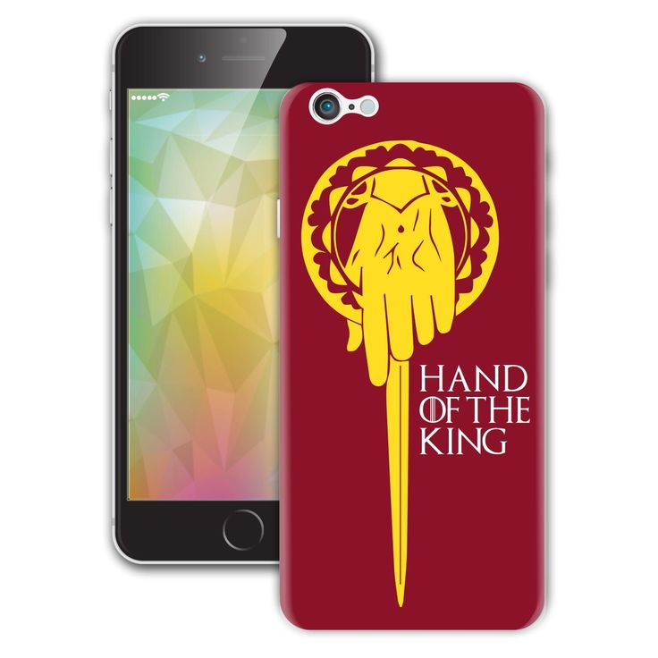 Hand of the King Game of Thrones Il Trono di Spade iPhone sticker Vinyl Decal