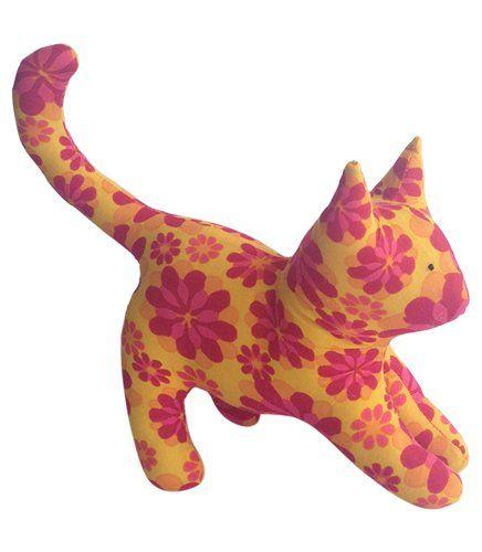 Little Kitten - Orange   Indigo Heart - Fair Trade Fashion A$21
