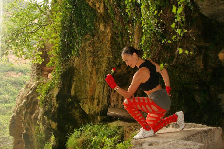 Любимый парк воды, света и пещер. Сочное место для фотоэкскурсий.  San Migel del Fai