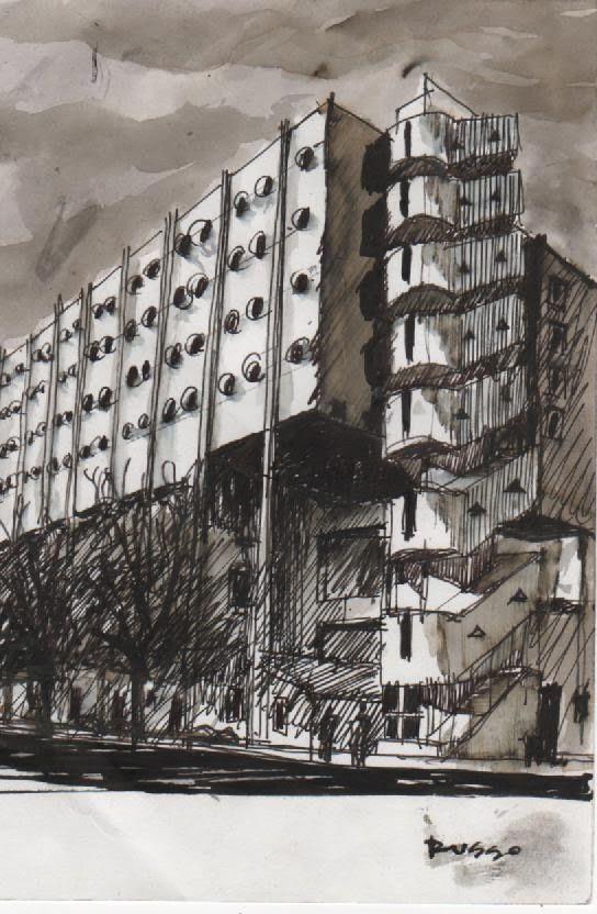 Galería de Croquiseros Urbanos: la ciudad a mano alzada en Argentina - 22