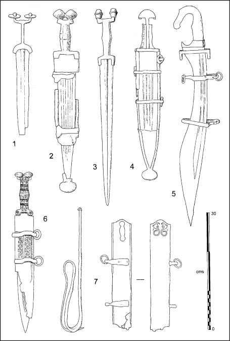 Celtiberian Swords    http://www.celticcultureblog.info/art/the-celtiberians.html