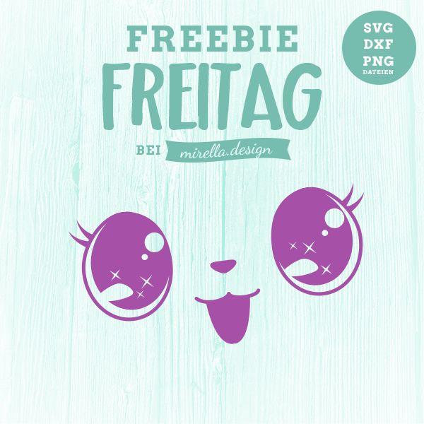 mirella.design: Freebie Freitag mit viel guter Laune