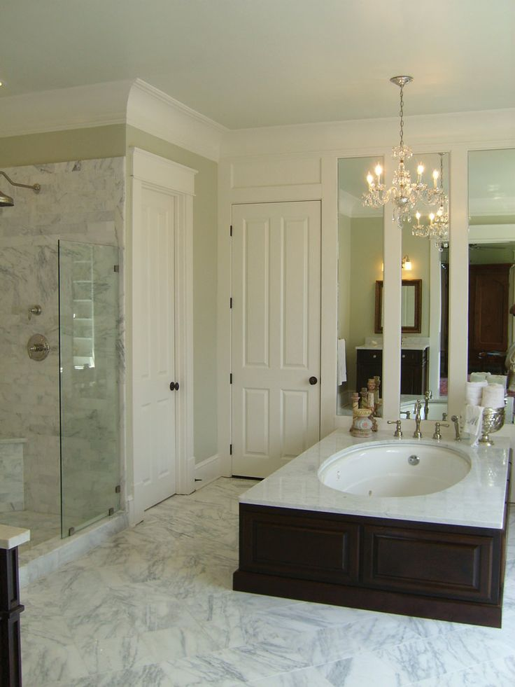 357 best homes with beautiful bathrooms images on for Amazing master bathrooms
