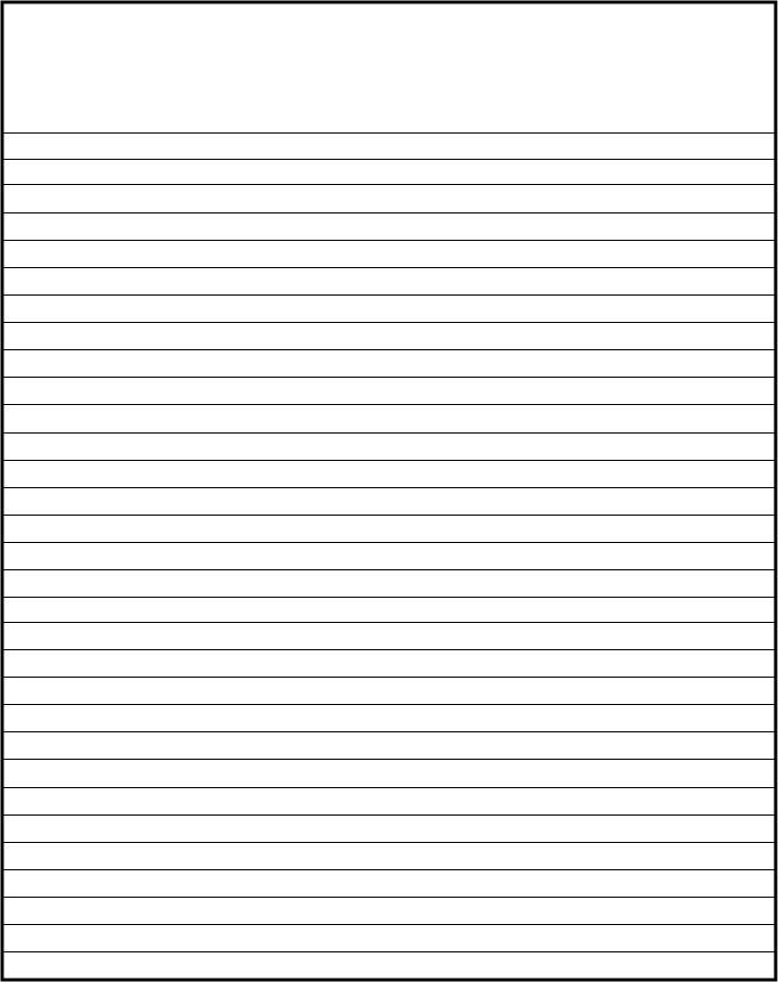 note paper template for word