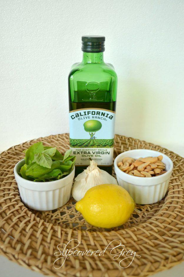 Best Pesto Recipe (No cheese / No Pine nuts)