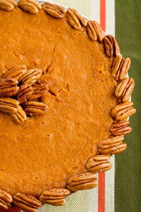 Pumpkin Pecan PieSoul Food, Desserts, Pies Recipe, Pecans Pies, Pumpkin Pecans, Pecan Pies, Food Photo, Paula Deen, Pumpkin Pies