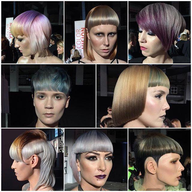 WEBSTA @ lotufo - #trendvision2016  #trendvision Sei que muitos amam esses cabelos e muitos não curtem! Então vamos deixar claro e ser democráticos, podem comentar !!!! Qual vc mais gostou ou qual menos?
