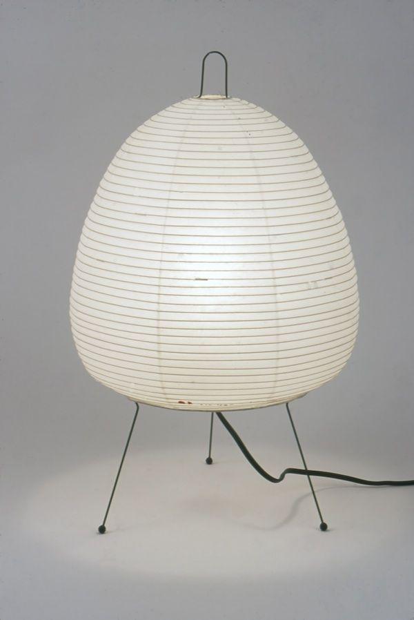 Noguchi Akari series lamp.